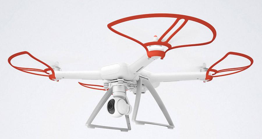 Купить Xiaomi Mi Drone со скидкой