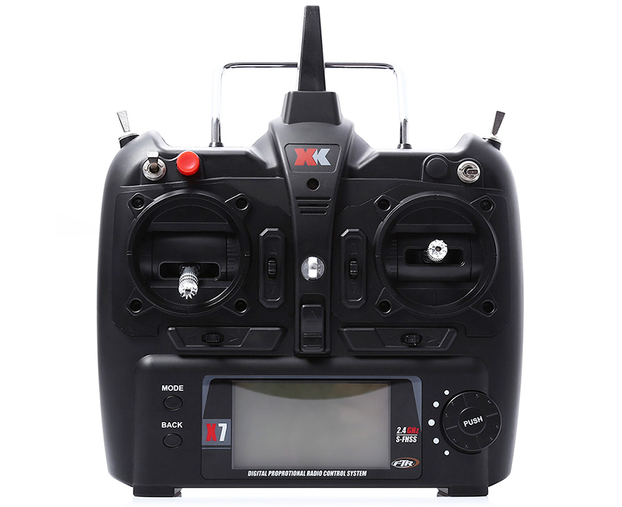 Пульт управления для квадрокоптера XK X251