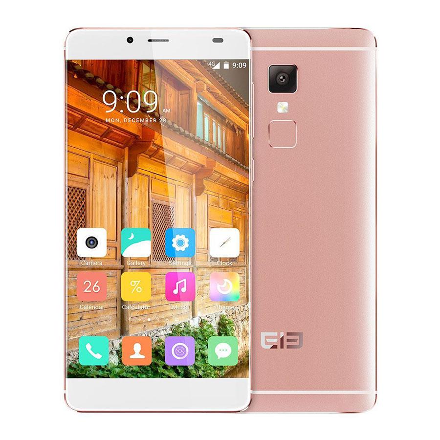 Розовый Elephone S3