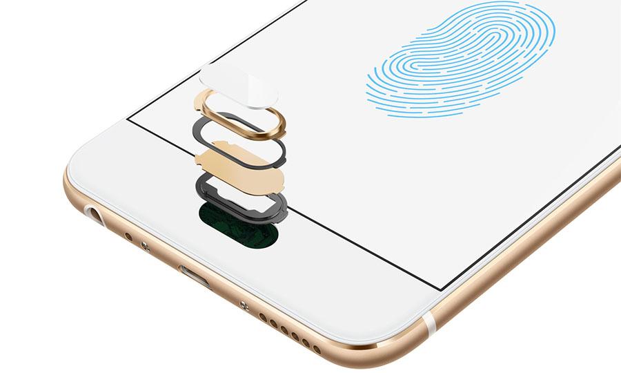 Сканер отпечатков пальцев Vivo X7 копия