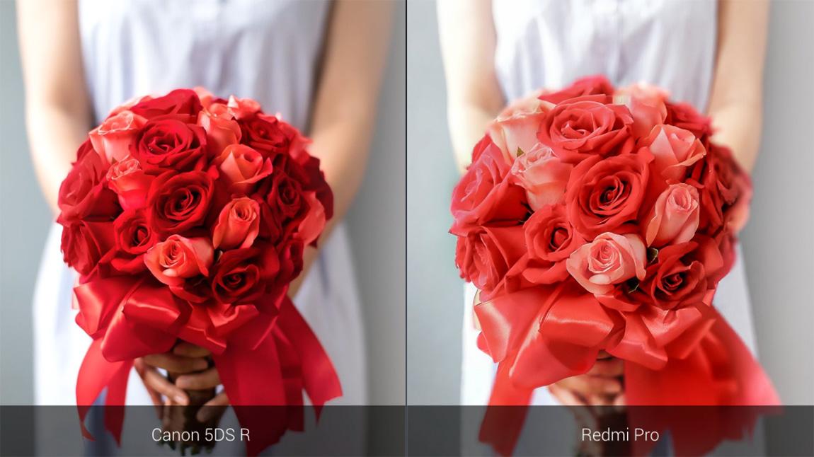 Сравнение качество фото с камер Xiaomi Redmi Pro