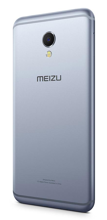Темно-серый Meizu MX6