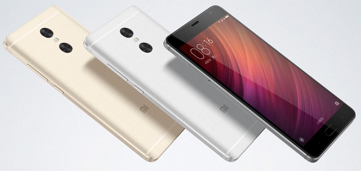 Цвета корпуса Xiaomi Redmi Pro