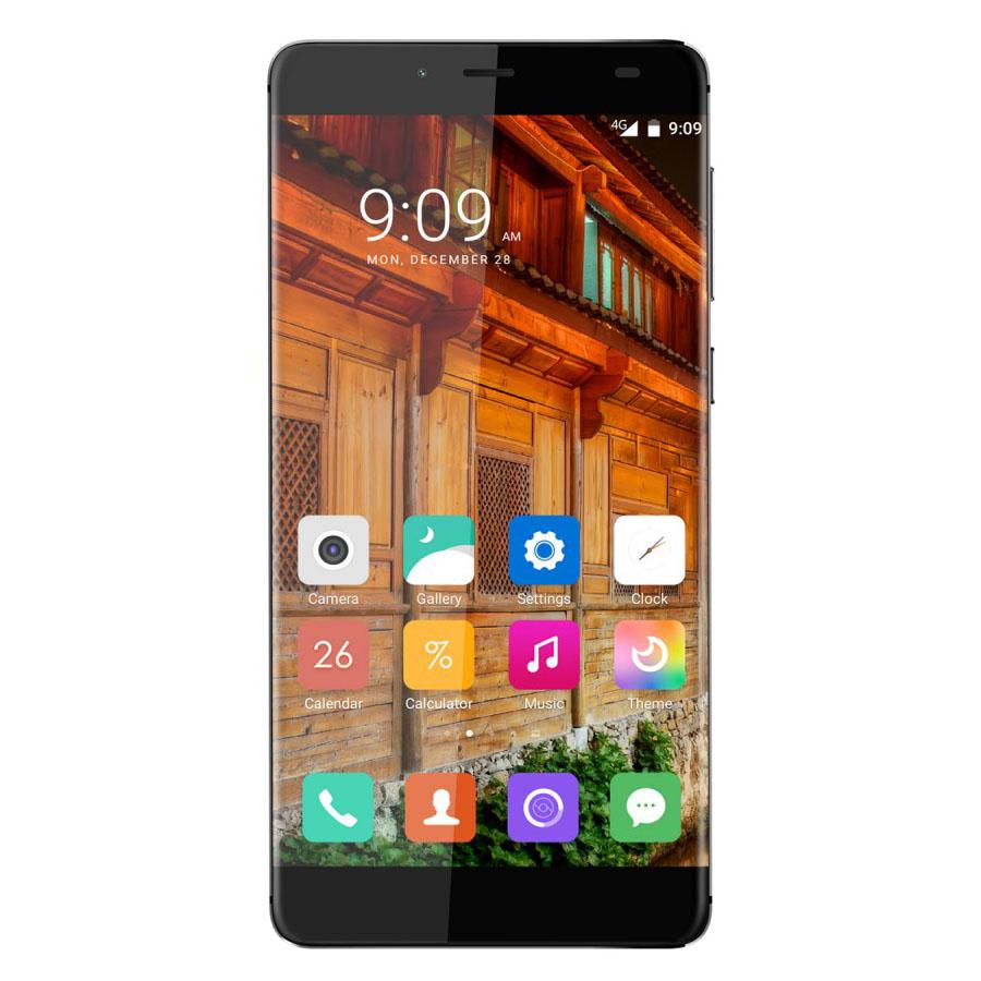 Черный Elephone S3