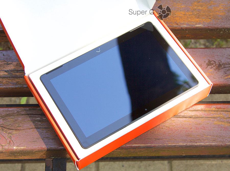 Распаковка BQ M10 Ubuntu Edition