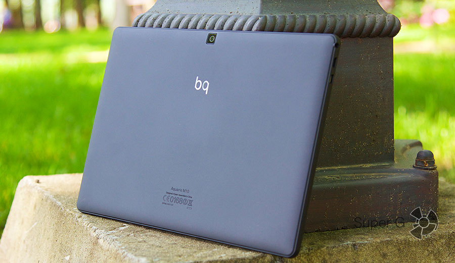 Планшет BQ Aquaris M10 Ubuntu Edition