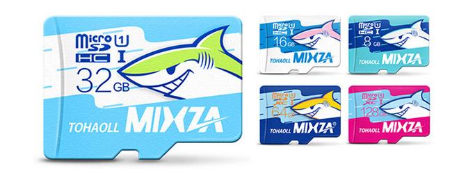 MIXZA TOHAOLL Ocean Series 16 ГБ