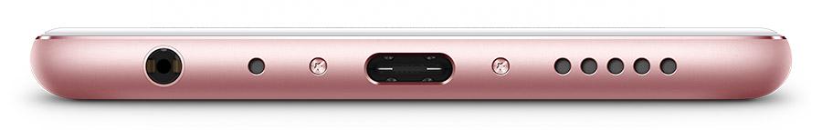 Meizu MX6 оснащен USB Type-C