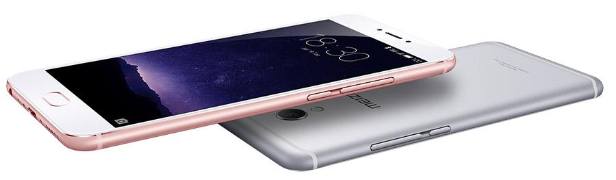 Meizu MX6 старт продаж