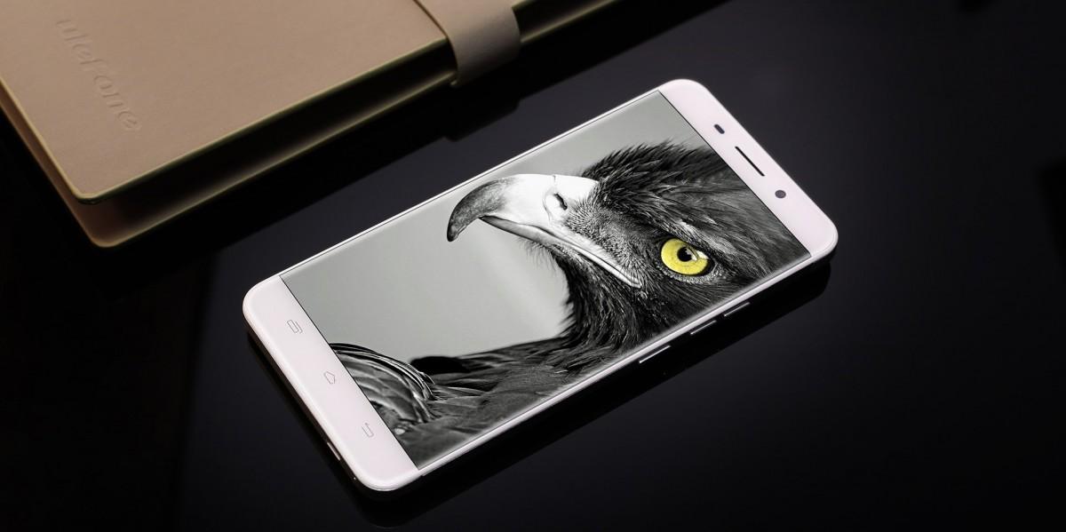 Ulefone Metal имеет металлический корпус и безрамочный дисплей