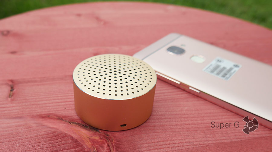 Xiaomi Mi Portable Bluetooth Speaker и LeEco Le 2