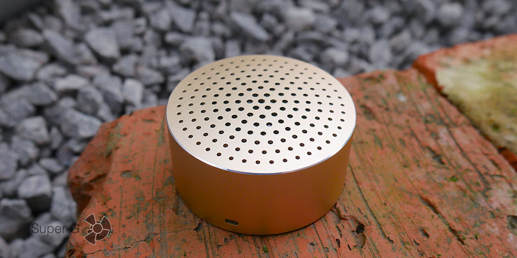 отзывы о колонке Xiaomi Mi Portable Bluetooth Speaker