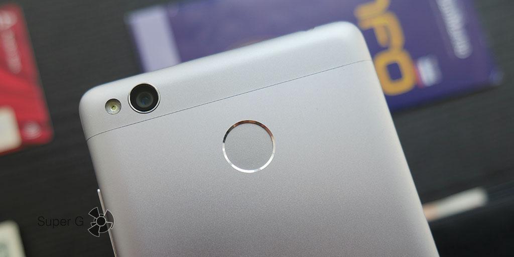 Отзывы о Xiaomi Redmi 3S