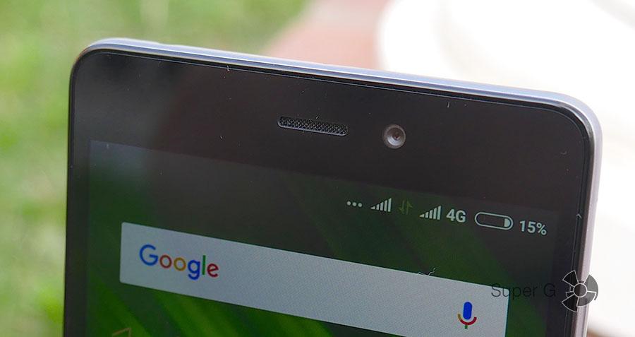 Фронтальная камера Xiaomi Redmi 3S
