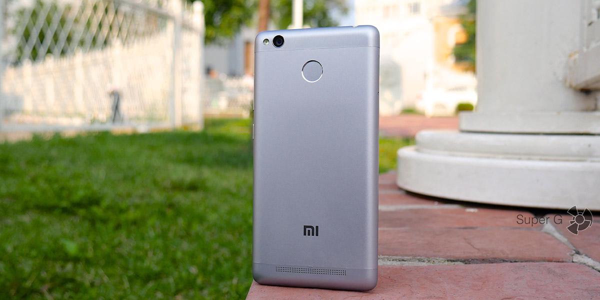 Обзор Xiaomi Redmi 3S - лучший бюджетник года?
