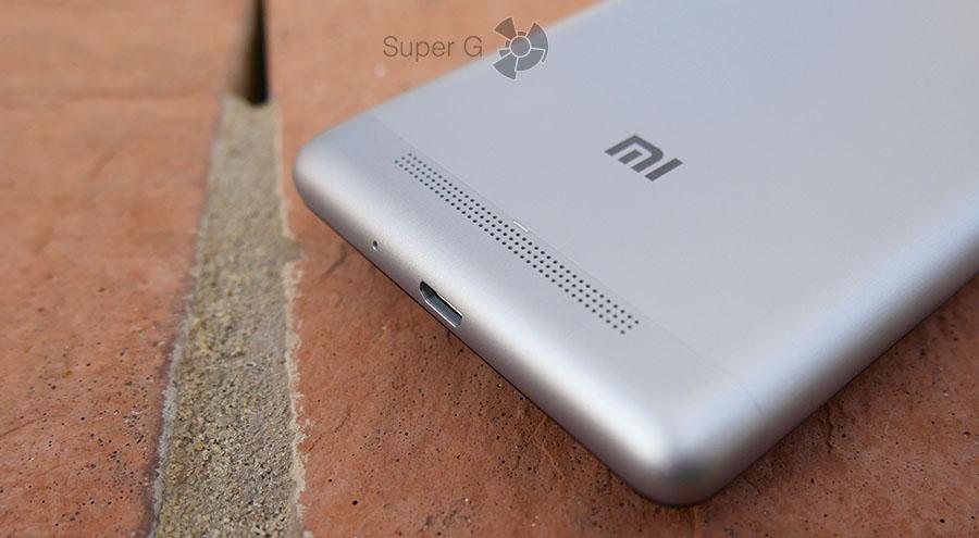 Мультимедийный динамик Xiaomi Redmi 3S, качество звука