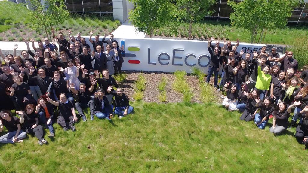 Персонал LeEco продукция компании статья