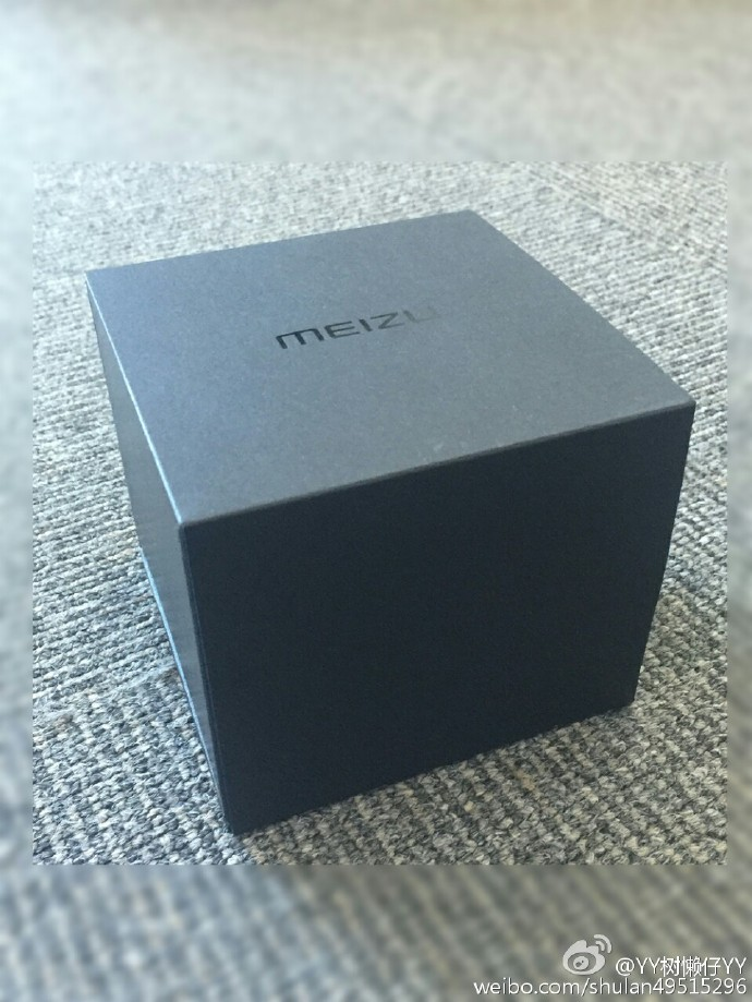 Упаковка Meizu Watch