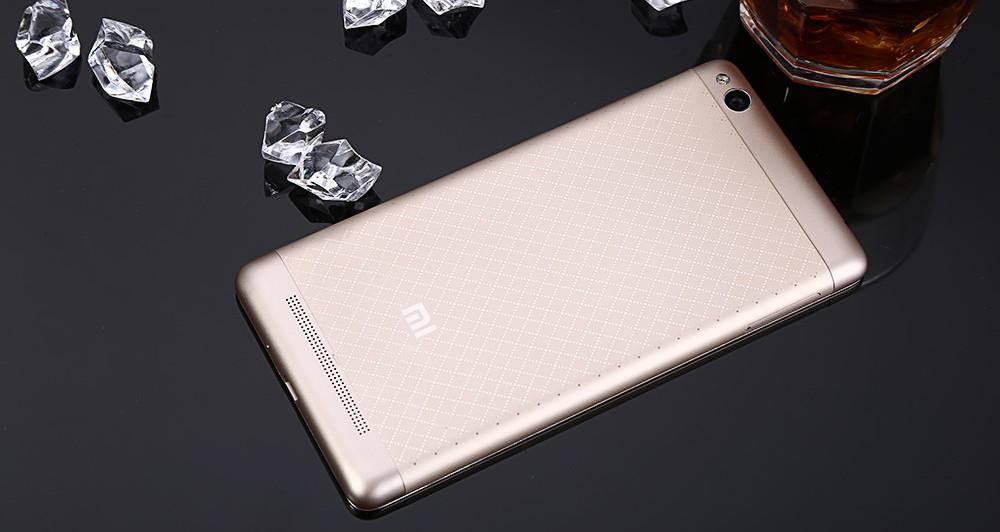 Так выглядит Xiaomi Redmi 3 (без S)