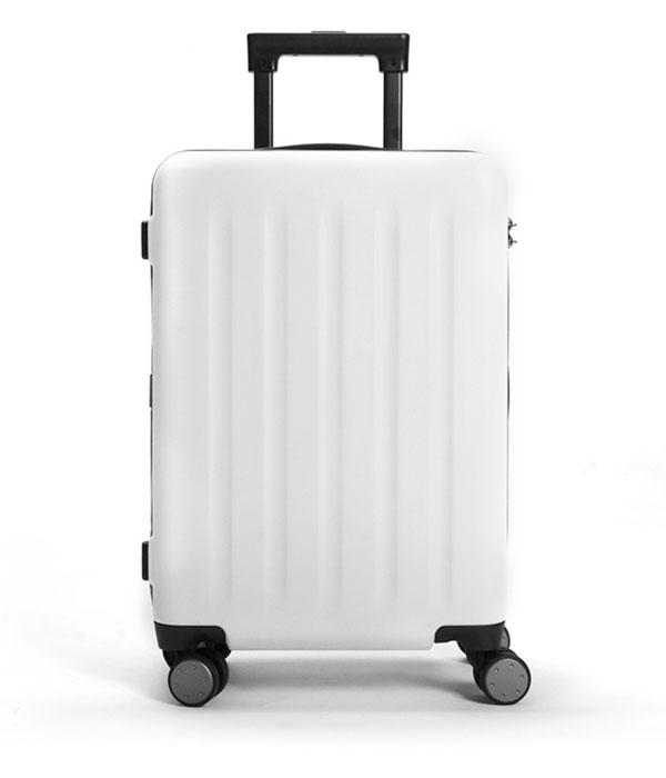 Белый Xiaomi 90 Minutes Suitcase