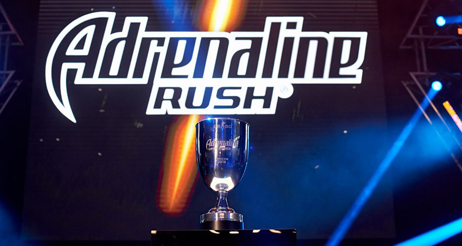 Кубок Adrenaline Rush Cyber League
