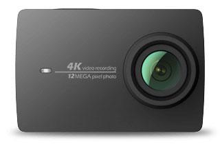 Церная Yi 4K Action Camera