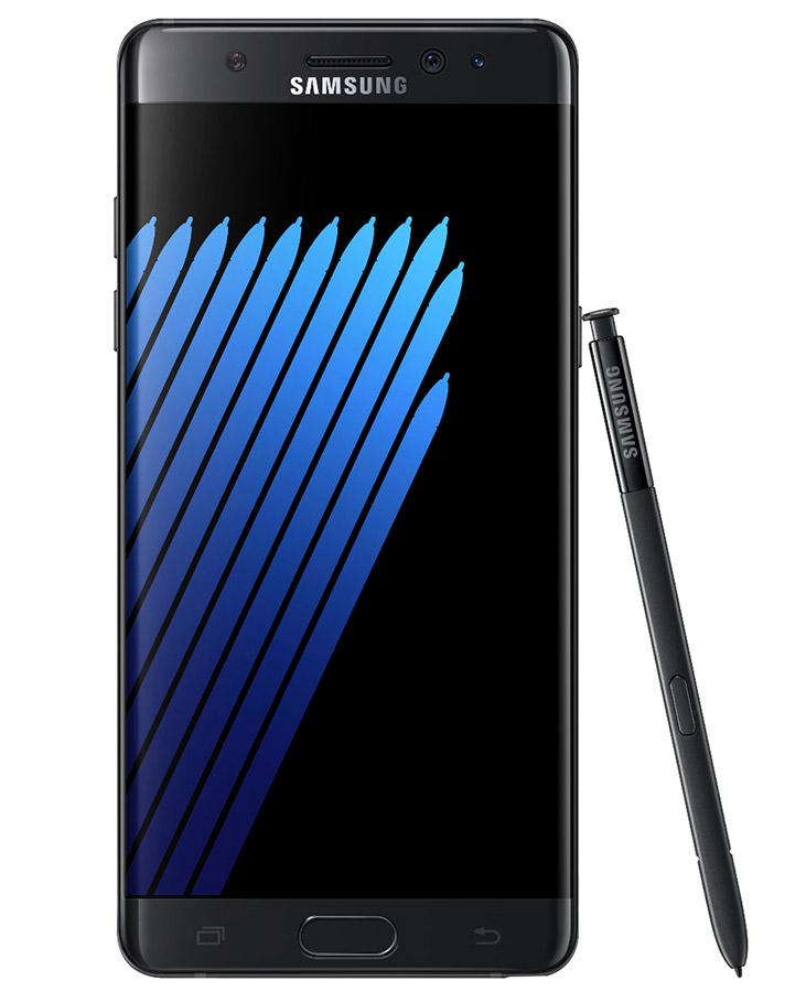купить цена Samsung Galaxy Note 7 черный