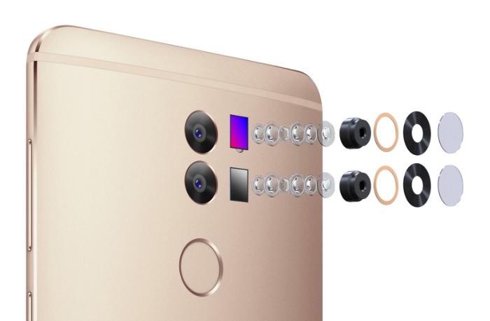 360 Q5, Q5 Plus - двойная камера