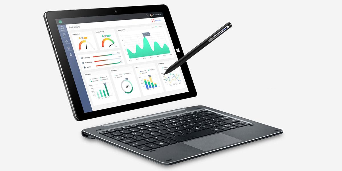 Chuwi Hi10 Pro – планшетная новинка в металле и с двумя ОС