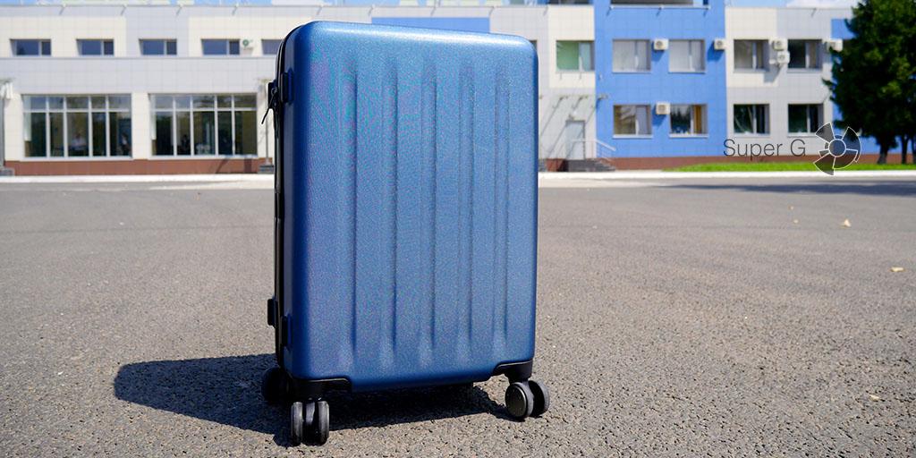 Отзывы о чемодане Xiaomi 90 Minutes Suitcase