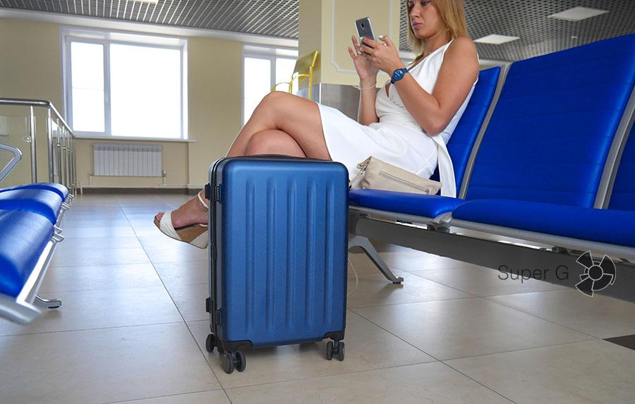 Xiaomi 90 Minutes Suitcase для путешествий