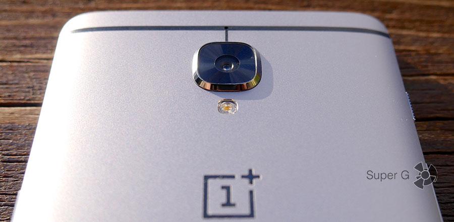 Камера и фотографии OnePlus 3