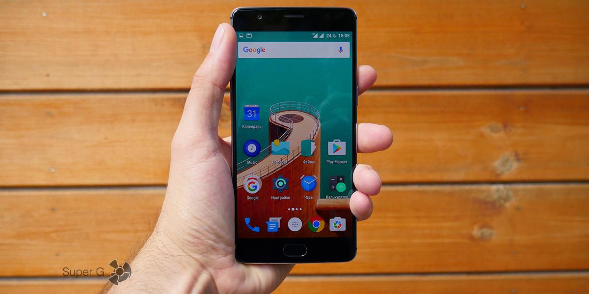 Отзывы о смартфоне OnePlus 3