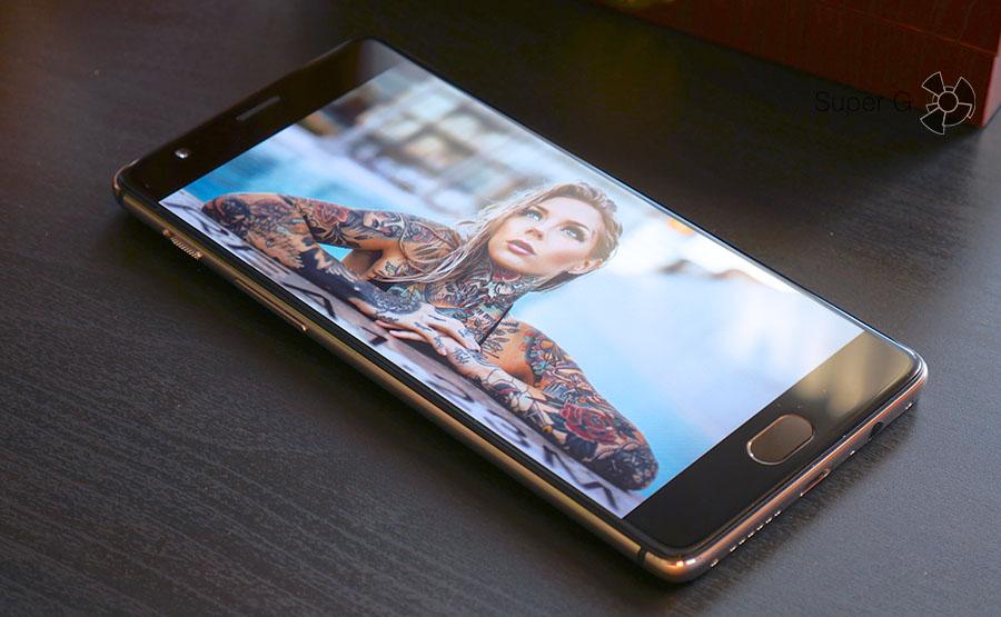 Большой обзор смартфона OnePlus 3