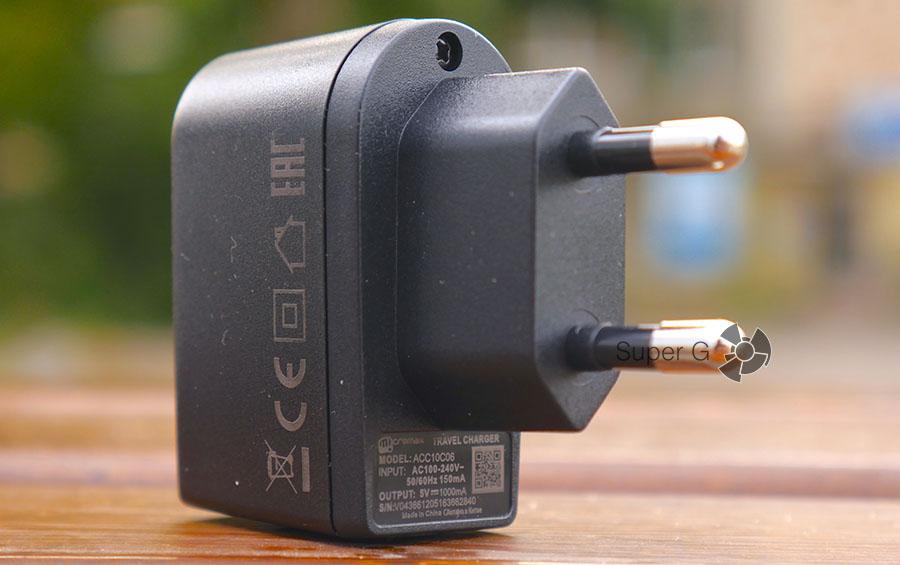 Зарядка для Micromax Canvas Xpress 4G Q413