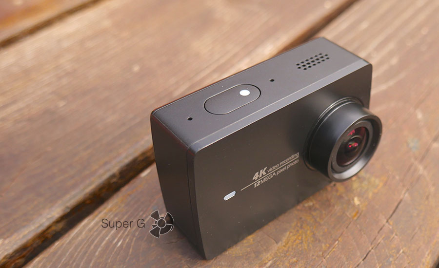 Функции и режимы Yi 4K Action Camera