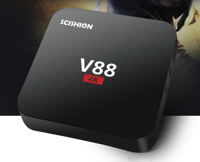 Scishion V88 с Android 5.1