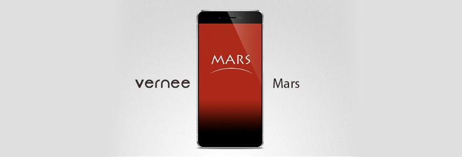Vernee Mars с процессором Helio P20
