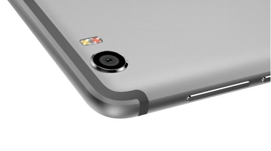 Vernee Mars с 6 ГБ дизайн