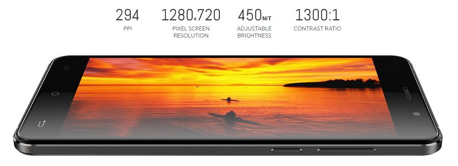 Экран Сubot Z100 Pro