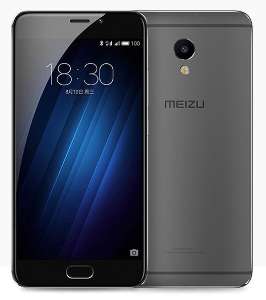 Meizu M3E - Серый