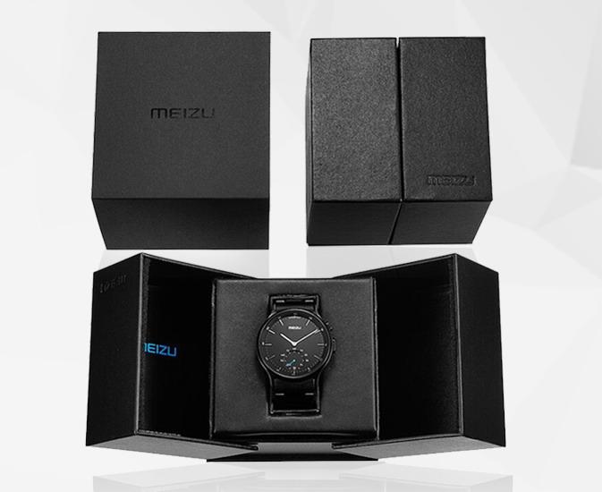Meizu Mix - упаковка