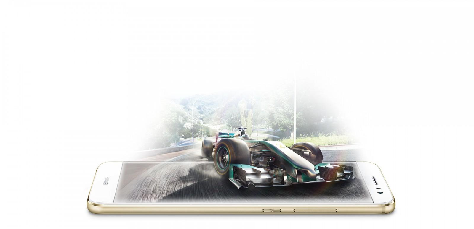 Huawei G9 Plus – металлический корпус и камера от Sony