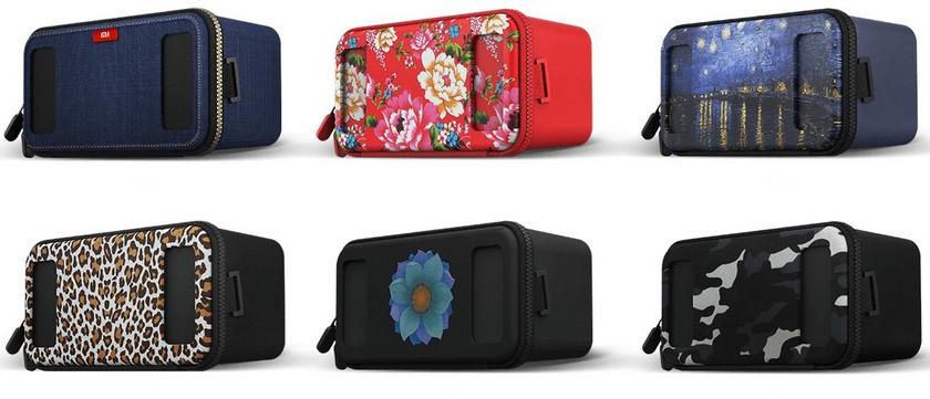 Расцветка Xiaomi Mi VR