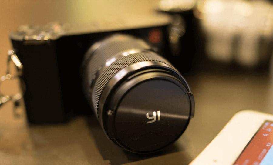 Беззеркальная камера Yi M1 цена и дата выхода
