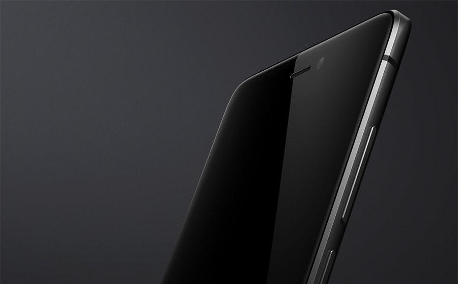 Защитное стекло 2.5D смартфона Xiaomi Mi5S