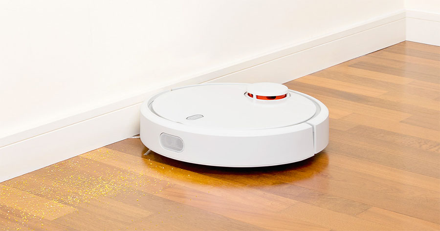 Как умный пылесос Xiaomi Mi Robot Vacuum справляется с уборкой