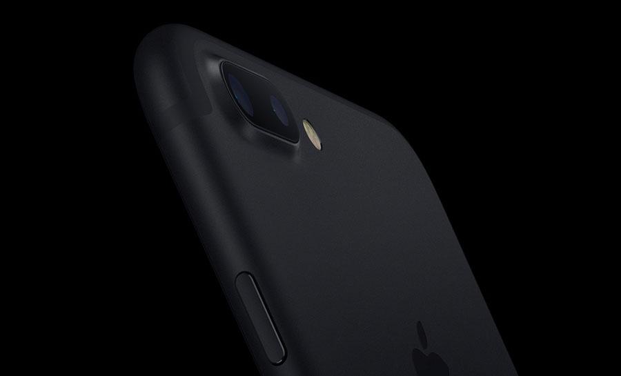 Матовый черный iPhone 7