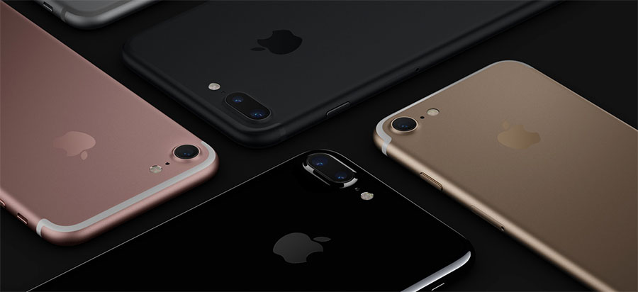 Новый дизайн iPhone 7