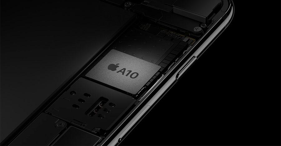 Новый процессор A10 Fusion в iPhone 7